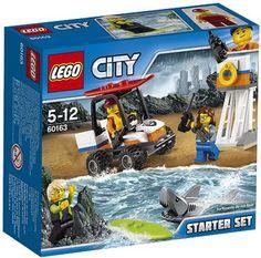 Lego City - Coast Guard Starter Set 60163 - Brand New and Sealed - Free Post in Toys, Hobbies, Building Toys, LEGO Building Toys Legos, Lego Ninjago, All Lego, Lego Friends, Power Rangers, Lego Coast Guard, Avion Cargo, Construction Lego, Lego City