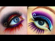 Disney: Aladdin vs. Jafar makeup tutorial