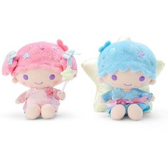 Kawaii Gemini Stars Bobble Head Doll Twins Stars Action Model Car Ornaments Boy Girl Couple Car Decoration Gift For Friend Action & Toy Figures