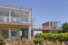 Sustainable Bay House in New York by Roger Ferris + Partners (20)