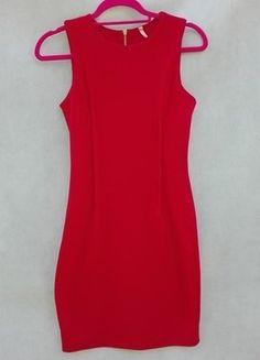 Kup mój przedmiot na #vintedpl http://www.vinted.pl/damska-odziez/krotkie-sukienki/18710429-czerwona-sukienka