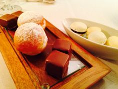 homemade austrian donuts and imperial petit four Menu Restaurant, Donuts, Homemade, Beignets, Hand Made, Do It Yourself