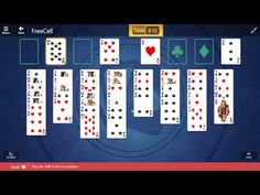 Daily Challenge / October Play the 6 to the Foundation - FreeCell The 5th Of November, February, Daily Challenges, 25th Anniversary, Microsoft, Foundation, Play, Holiday Decor, Collection