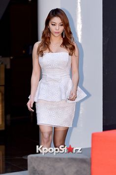 Ailee at 2014 KBS Gayo Daechukje Red Carpet