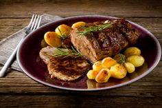 Rôti de veau moelleux | Cuisine AZ