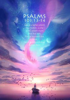 my Saviour by kokecit on DeviantArt Jesus Art, God Jesus, Bible Verses Quotes, Bible Scriptures, Psalms Verses, Christian Art, Christian Quotes, Wallpapers Gospel, Jesus Cartoon