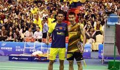Hari Ini Duel Klasik Lin Dan vs Lee Chong Wei