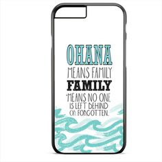 Ohana Means Family Lilo And Stitch Quotes TATUM-8135 Apple Phonecase Cover For Iphone SE CaseThis case mate is not only phone accessories which cover your devic