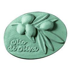 Milky Way™ Oliva Soap Mold (MW 124) - Wholesale Supplies Plus