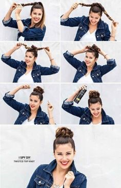 via Best Hairstyle Tutorials For Women http://ift.tt/2dKGFDy