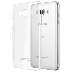 Original IMAK Clear Crystal Silicone Case for Samsung Galaxy J7 2016 Cover Wearproof Hard for Samsung Galaxy J7 Case J7108
