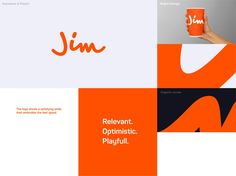 A new and playful brand identity for a Finn's Reality Entertainment channel. Self Branding, Logo Branding, Kids Branding, Branding Design, Corporate Branding, Brand Identity Design, Corporate Design, Brochure Design, Design Social