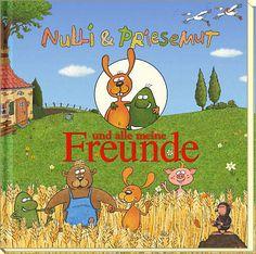 Nulli und Priesemut.  Sie sind sooo süß!!!  http://www.nulli-priesemut.com