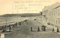 buarcos, portugal, 1914