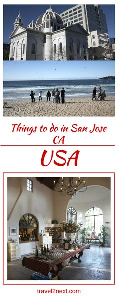 Things to do in San Jose CA. Spanish architecture, technology museums, space exploration and stylish shopping precincts are some of the things you'll find in . Here are 10 things to do in San Jose.