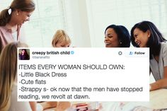 23 Jokes That Will Make Feminists Laugh Way Harder Than They Should