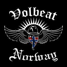 Volbeat logo Norway