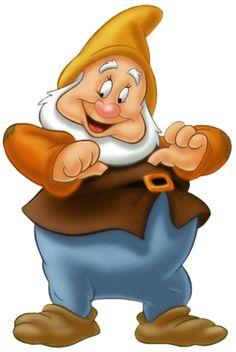 happy seven dwarf