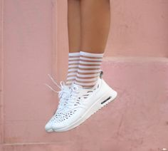 nike air max thea joli lace up sneakers