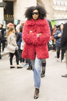 The Best Street Style Snaps From Paris Fashion Week: Time flies when you're having fun, and with day eight of Paris Fashion Week already over, we can't believe we're coming to the end of our Fashion Month world tour.