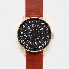 Watch - T1.1 Watch Aureate/Coal With Bourbon
