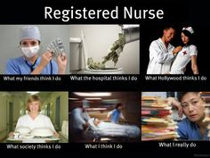 For all my nursing friends!
