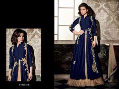 SF NewBollywood Indian Ethnic Wear Designer Pakistani Anarkali Party Salwar Suit #Lookbollywood #BollywoodSalwarKameez