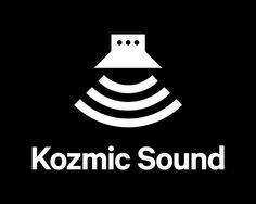 Noted: New Name, Logo, and Identity for Kozmic Sound by Rethink