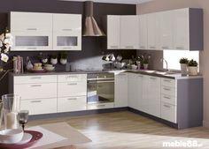 Nowoczesna kuchnia dla nowoczesnej Pani domu.  Nowoczesne aranżacje wnętrz robią wrażenie na każdym nawet, jeśli niekoniecznie chciałby w takim stylu zaaranżować wnętrze jakiegoś pomieszczenia w swoim domu. Nie ulega jednak wątpliwości, że nowoczesne meble oraz dodatki odpowiednio ze sobą połączone powodują, iż przestrzeń staje się nie tylko wyjątkowa, ale i wprost idealna - taka właśnie powinna