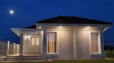 Casa pe parter in Corbeanca   CoArtCo House Foundation, Design Case, Architect Design, Gazebo, House Plans, Outdoor Structures, Outdoor Decor, Home Decor, South Africa