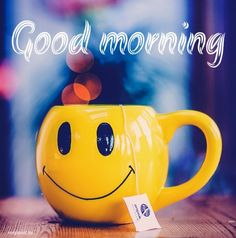 #morning #goodmorning #sweet #tea #smile