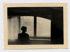 berlin window, 1940.