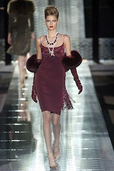 Valentino Fall 2004 Couture Fashion Show: Complete Collection - Style.com