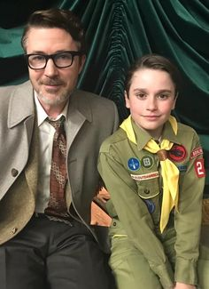 Aidan Gillen and Mason McKenzie on the set of Project Blue Book Lord Baelish, Project Blue Book, Aidan Gillen, Sansa Stark, Blue Books, British Actors, Every Woman, Siblings, Actors & Actresses