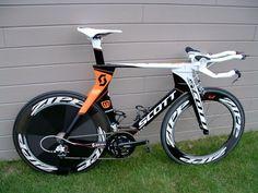 Scott Plasma 3 /via The Rad Sport #triathlon #bicycle #SCOTT