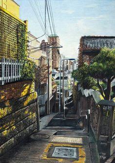 Vẻ đẹp bình dị của Tokyo qua tranh – Khám phá Nhật Bản cùng Kiyoshi