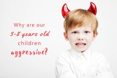 Have you ever asked yourself why has your peaceful and lovely child all of a sudden started to be aggressive? If you are a mom of a toddler, you know what I mean. Your sweet and obedient child wakes up one morning as a little tyrant, and you only can ask yourself over and over …
