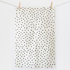 tea towel | dots.