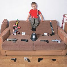 Toy Stories: Photos of Children from Around the World with Their Favorite Things | Brain Pickings