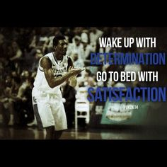 Wake up with DETERMINATION go to bed with SATISFACTION. #BBN @SuperKingMe pic.twitter.com/SXcDpCBCl8