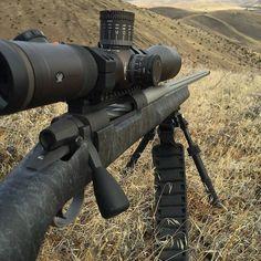 48d1199983d Remington 700 Custom Hunter Long Rifle