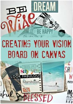 Creating your vision
