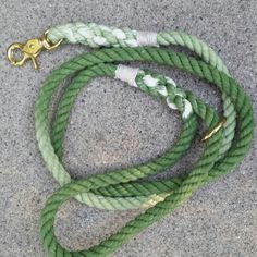 Apple Green Dog Leashes by Forever Mootsy.  Shop our holiday season sale going on now!