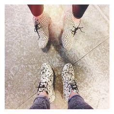 MARUTI Gimlet pony hair shoes, duo pic!