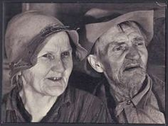 Dust Bowl Farmers of the 1930's