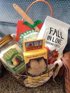 Fall Baby Shower prize