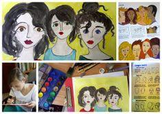 Art simple faces   Practical Pages