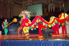 Who Does The Best Chinese New Year In The UK?  Leeds Where: Leeds Town Hall  When: Sunday, 22 February from 10:30am (tickets are £3.50)  What: The Leeds Chinese Community Association heralds in the arrival of the Year of the Sheep with an activity-packed day with music, dancing, tai chi, calligraphy, crafts, face painting and tasty Chinese nibbles.