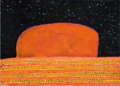 A beautiful digital reproduction of Uluru, printed on cotton rag, acid free, textured fine art paper. Hand signed and numbered by the artist. Australian Art For Kids, Australian Artists, Photo D Art, Art En Ligne, Artists For Kids, Kendo, Buy Art Online, Painting For Kids, Art Activities