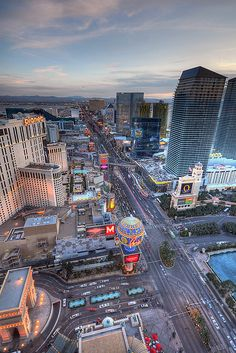 Las Vegas Boulevard, Nevada. Been there, done that!